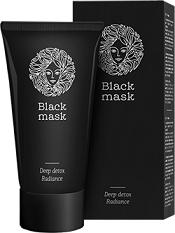 black mask Mascarilla