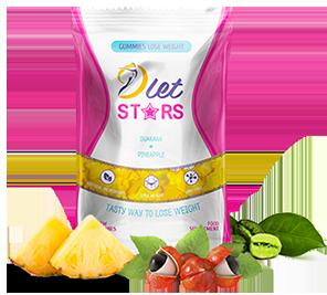 Dónde comprar gomitas Diet Stars mercadona