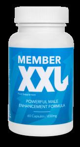 member xxl Tabletas de agrandamiento del pene