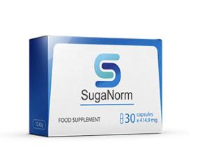 suganorm Tabletas para diabéticos