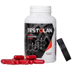 testolan Tabletas de testosterona