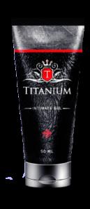 titanium gel en el pene