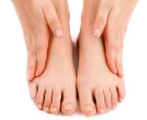 Aerosol del pie del atleta natural