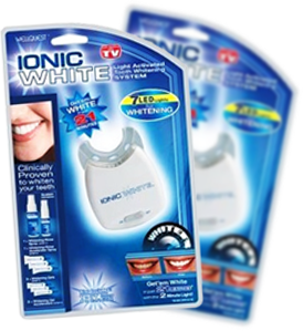 Ionic White Blanqueamiento