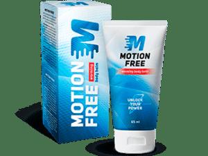 Motion Free Crema para el dolor de la artritis