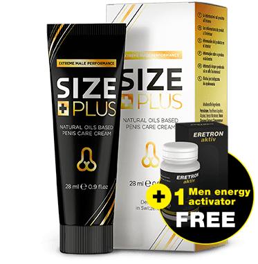 Size Plus - Precio