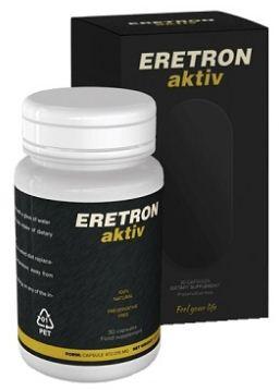 eretron aktiv píldoras para problemas de potencia